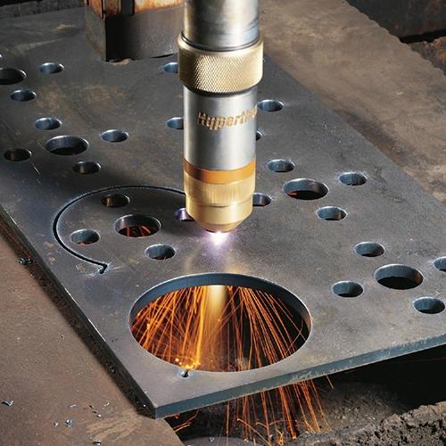 金属钢板切割