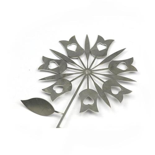 半自动钢铁切割成品