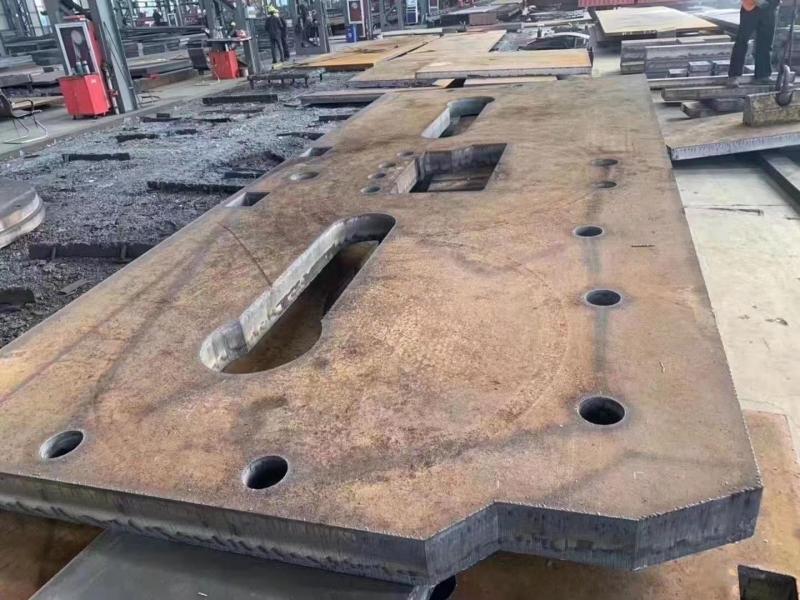 钢板切割加工成品