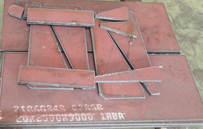 特厚钢板切割